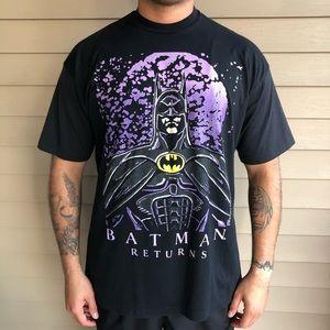 Vintage Batman Returns Graphic Tee